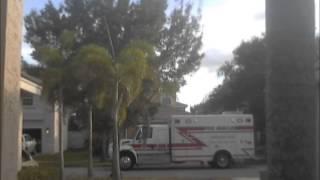 Paramedics in Pembroke Pines, Silver Lakes FL