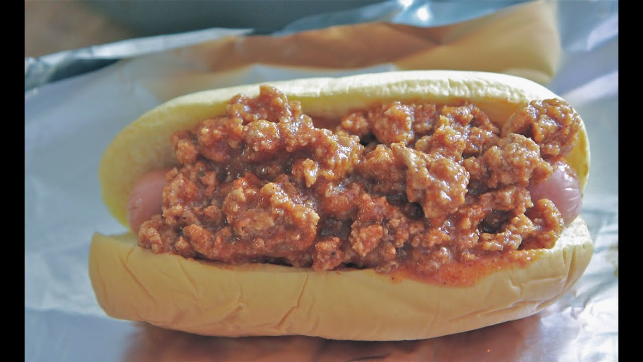 Southern Hot Dog Chili Recipe Divas Can Cook