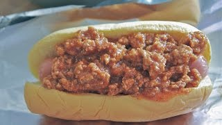 Easy, Homemade Hot Dog Chili Recipe