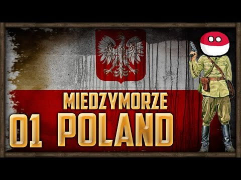 [1] POLAND VS THE WORLD - Let's Play Hearts of Iron 4 (Neutral Poland) w/ SurrealBeliefs