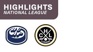HC Ambrì-Piotta vs. HC Lugano 6:4 - Highlights National League