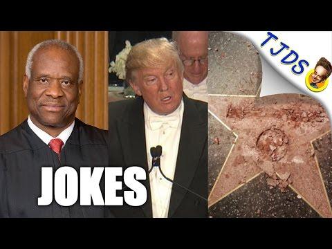 Clarence Thomas, Donald Trump, Trump