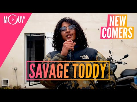 Youtube: SAVAGE TODDY:«J'ai 3 facettes: chant, dirty south et trap sale»