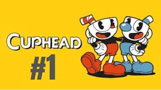 Nuevo sufrimiento!!! - Cuphead #1