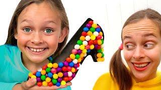 Canción Vendedora de dulces - Canciones Infantiles | Maya y Mary