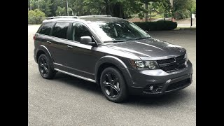 2018 Dodge Journey Crossroad AWD ONLY 2,000 MILES (WOODINVILLE, Washington)