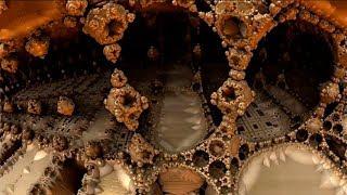 видео: как создавать 3d фракталы Mandelbulb 3d