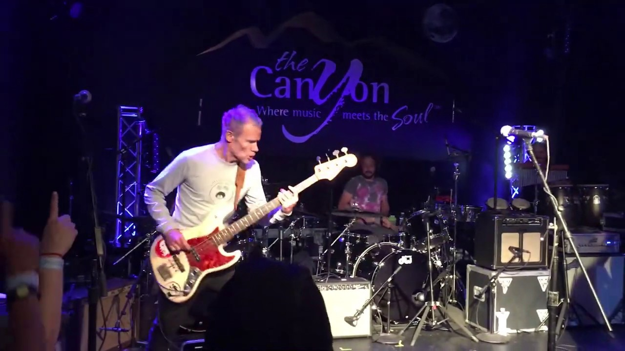 Lukas Nelson with Flea & Chad Smith - L.A. Woman - at The Canyon