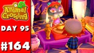 Animal Crossing: New Leaf - Part 164 - Katrina (Nintendo 3DS Gameplay Walkthrough Day 95)