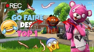 [FR/PC] NEW SKIN 'Mr Tomato' BIENON ON FORTNITE!! LIVE DUO/SECTION