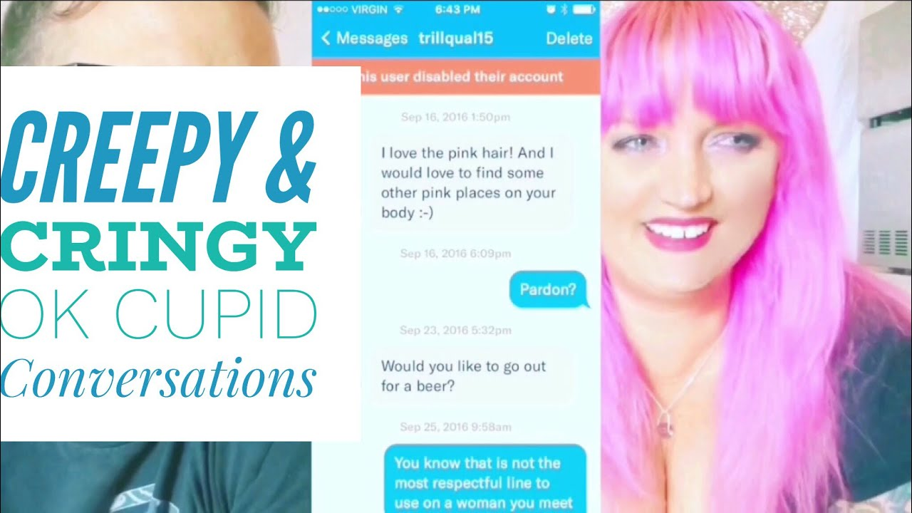 Pink Cupido online dating