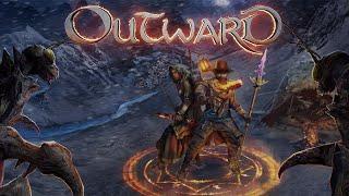 "Darksouls + Skyrim + Ark? ""Outward"" | New Open World Coop Survival RPG"