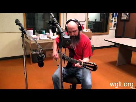 """Edward David Anderson Performing """"I Missed You"""" On WGLT"""