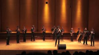 Devil's Rag by Jean Matitia [Salaya (Mahidol) Saxophone Ensemble]