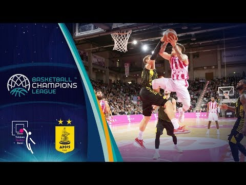 Telekom Baskets Bonn v Aris - Highlights - Basketball Champions League