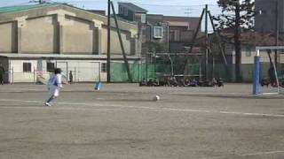 SUERTE 090112 橘SC PK 35回神奈川選手権U12
