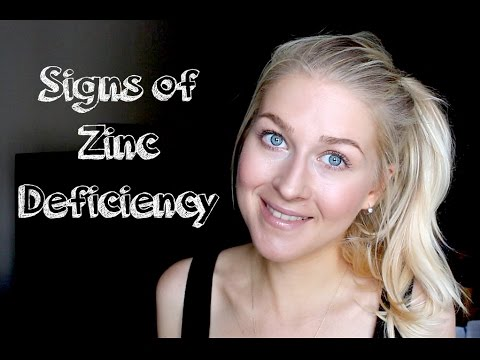 Signs of Zinc Deficiency & the Best Foods to Cure It