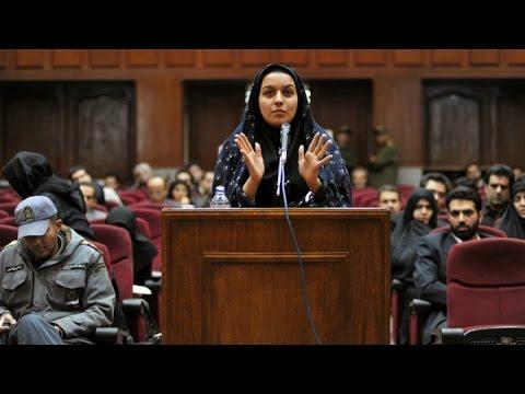 القضاء الإيراني يصدر قرار إعدام ريحانة جباري Youtube
