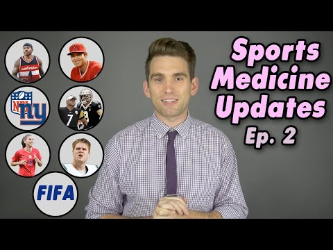 Doctor's Sports Medicine News Review, Ep 2 | Isaiah Thomas, Alex Morgan, Shohei Ohtani, and More!