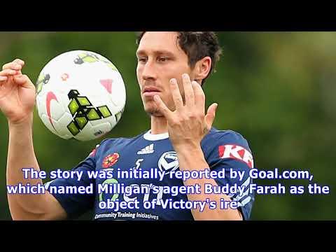 Socceroos news, mark milligan, melbourne victory transfer news