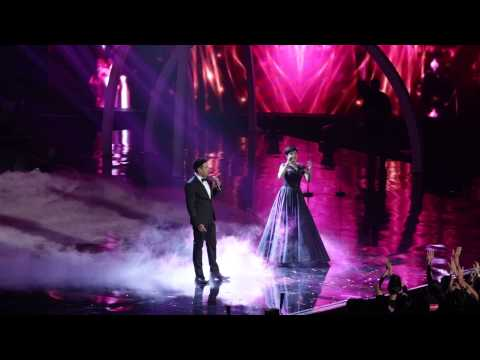 Free Download Jaclyn Victor & Shawn Rivera - All Of Me #ame2015 Mp3 dan Mp4