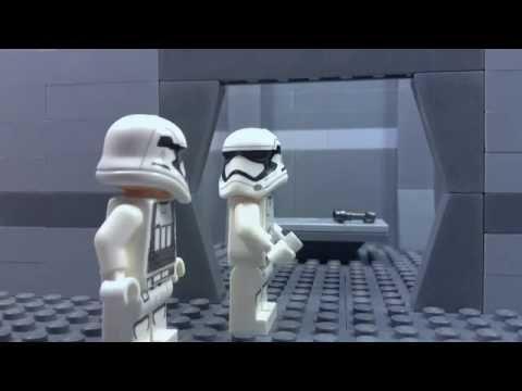 Lego Star Wars: Kylo Ren's Lightsaber