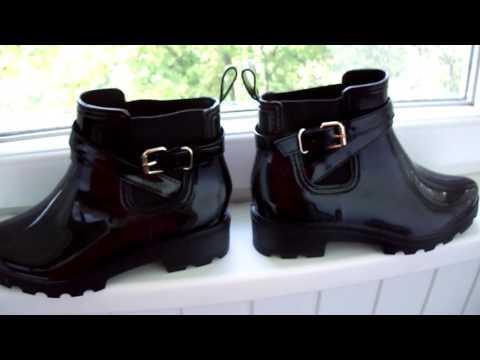 Женские осенние ботинки из Китая