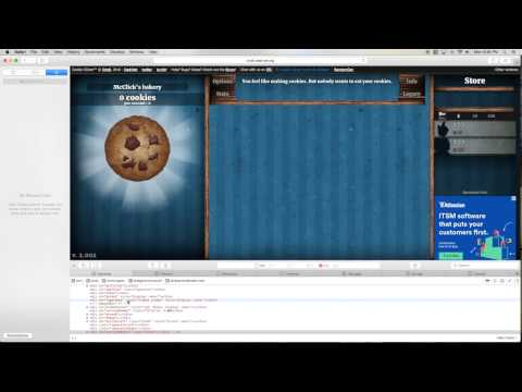 how to get infinite cookies on cookie clicker
