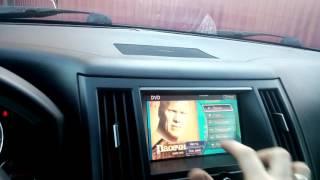 видео Автомобильные мультимедийные системы CLARION (2005г)