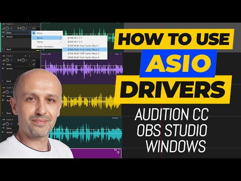 How To Use ASIO Drivers In Windows 10 - Short Version