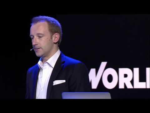 """THE SUCCESS STORY OF UBER"" with Matt Atkin live @WORLDWEBFORUM 2016"