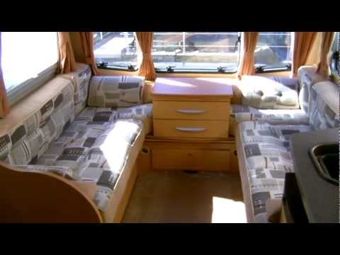 Bailey Senator Wyoming Series 6 2009 Model Caravan Demonstration Video HD