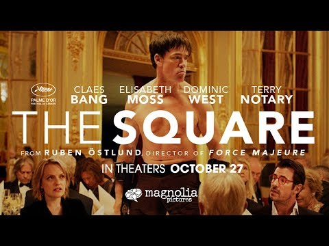 Film Trailer for the Square, 2017