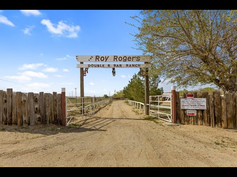 Step Onto Roy Rogers Ranch For Sale At $3.7 Million
