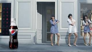 Perfume×PEPSI NEX×NATURAL BEAUTY BASIC CM - HYBRID edition -