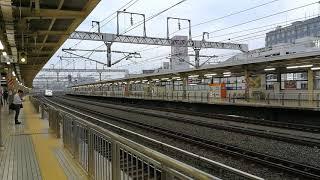 浜松駅新幹線通過①@2019.10.3.