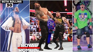 ... , watch the video to know about royal rumble 2021. don't forget like share and subscribe.