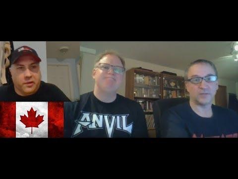 Canadian Metal Debate, Canada's Big 4, w/ Razor (Dave Carlo)Motorhead under cover review coming