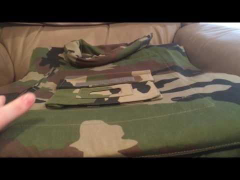 French Flak Vest