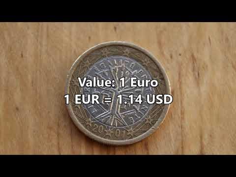 1 Euro 2001 France