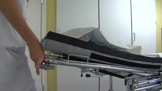 Friska patienter blir kvar på sjukhus