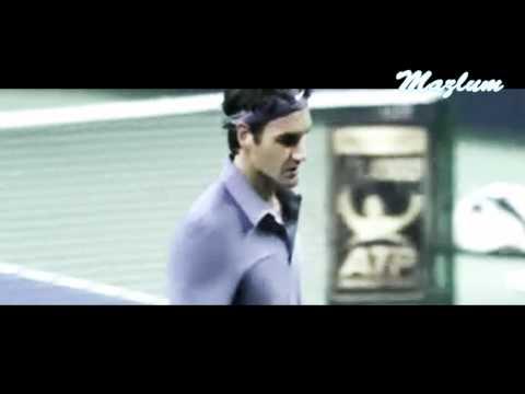 Roger Federer // Amazing tennis player