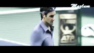 Roger Federer // Amazing tennis player