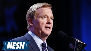 Roger Goodell Not A Fan Of Player Celebrations
