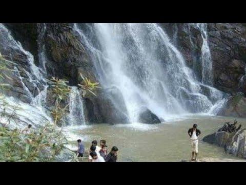 Meenmutty WaterFalls wayanad || Tourist place Wayanad | South india