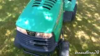 • Bi-Cylindre Briggs : Un vrai moteur, un vrai bruit !