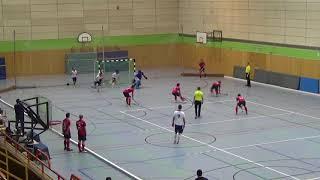 170108 Hallenhockey 2. Bundesliga - RRK 1. Herren vs HG Nürnberg Highlights
