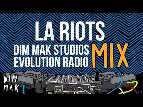 Evolution Radio Mix - LA Riots (Audio)   Dim Mak Records