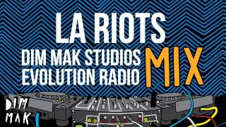 Evolution Radio Mix - LA Riots (Audio) | Dim Mak Records