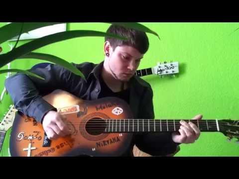 Frei.Wild - Arschtritt | Akustik Gitarre! [Acoustic Guitar]